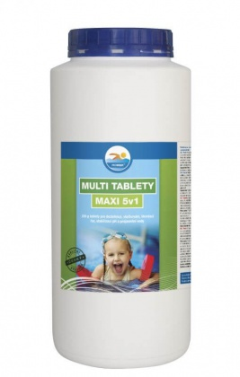 MULTI Tablety MAXI 5v1 2,4 kg