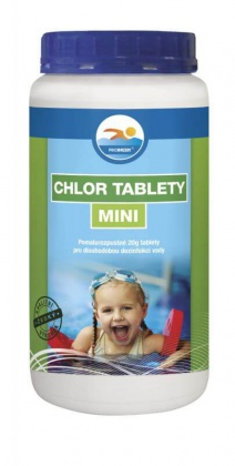 CHLOR tablety MINI 1,2 kg