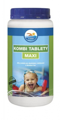 CHLOR tablety MAXI 1 kg