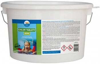 CHLOR tablety MAXI 5 kg